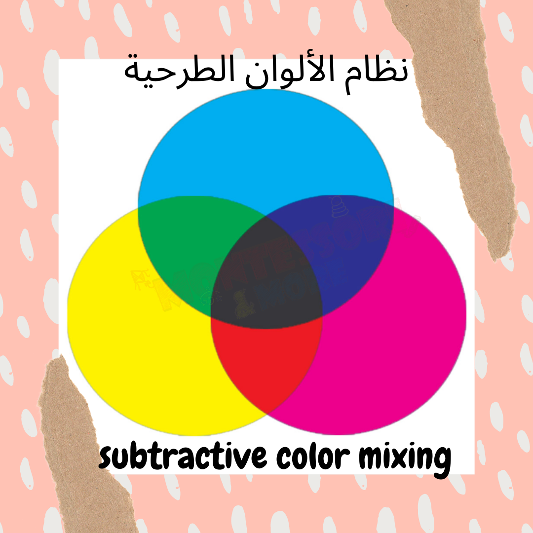 What Are The Real Number Of Rainbows 6 Or 7 ما عدد ألوان قوس قزح 6 أم 7 Montessori More Egypt